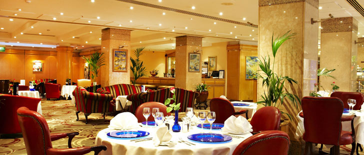 Madison Restaurant at The Washington Mayfair Hotel London