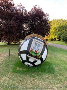 Lars Fisk .Tudor Ball